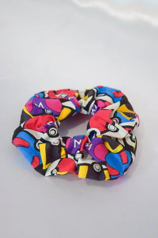 Gotta Catch Em All hair Scrunchie