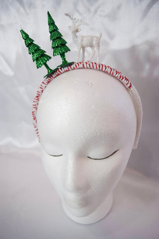 Christmas Forest Headband