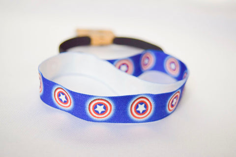 Captain Elastic Headband
