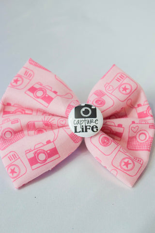 Capture Life Hair Bow