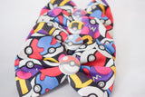 Pokeball Hair Bow