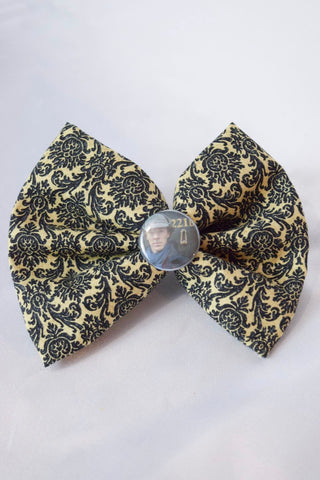 Sherlocked Hair Bow