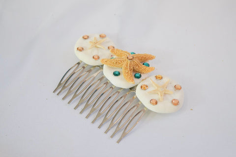 Deluxe Starfish Hair Comb