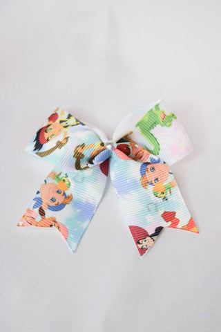 CLEARANCE Small Jake is a Pirate Hair Bow
