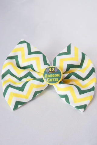 Oregon Cutie Hair Bow