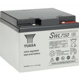 Yuasa SWL750 12v 22Ah Deep Cycle (Ideal for UPS)