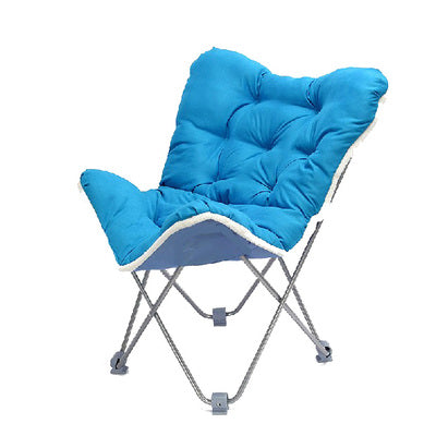 Folding chairs Outdoor Furniture Sun Loungers Beach Chairs Folding lunch break recliner   Balcony sofa chair Lounger Chair