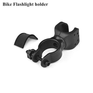 1 Piece Super Bright CREE XML-T6S 4000LM LED Torch lamp Zoomable light LED Flashlight 18650 battery Charger bike holder box