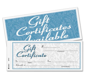Gift Certificate $10.00