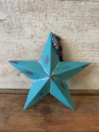 "6"" Hanging 3D Star"