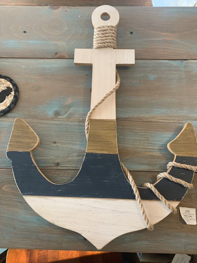 Anchor Wall Hanger