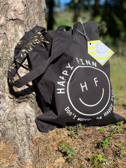 Happy Finn Organic Bag