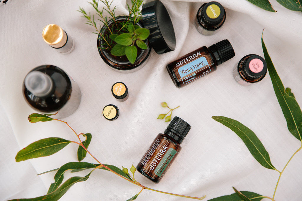 I've got my oils, now what?
