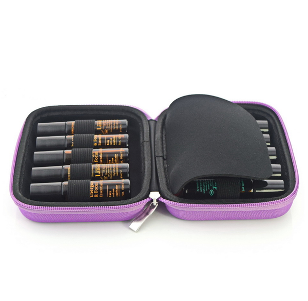Hard Shell Essential Oil Carry Case