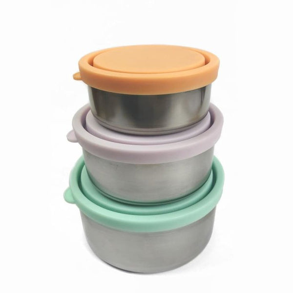 Ever Eco - Round Containers - Set Of 3