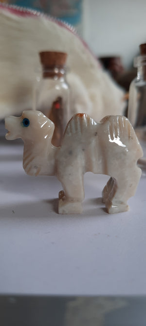 Stone Carved Animals