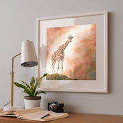 Standing Tall Limited Edition Print