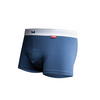 Junkmail Undies Blue Trunk Side Profile