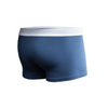 Junkmail Undies Blue Trunk Behind Profile