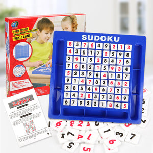 funny educational sudoku board number game toys