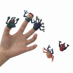 monster hand puppet refers to puppet doll