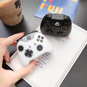 3D gamepad shaped silicone AirPods protector case