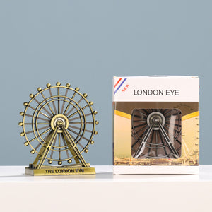 sky wheel modeling the London eye desktop decorations