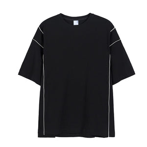 personality reflective men's short sleeve t-shirt