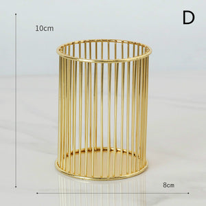 multifunction pencil holder Nordic style desktop decoration