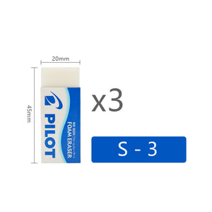 students high quality non-toxic no debris foam eraser