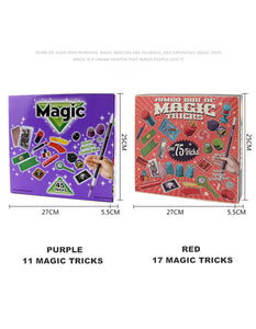 children's simple mystery magic tricks toy set