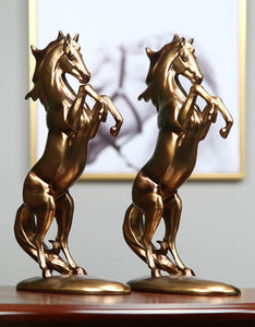 horse furnishing articles creative gift desktop decoration