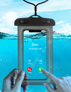 universal waterproof pouch bag phone case