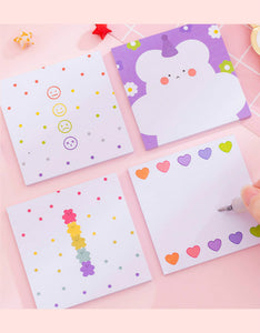 cute candy bear sticky note