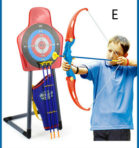 outdoor sports shooting soft shot bow and arrow