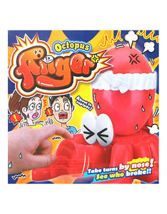 angry octopus makes fun of squeeze burst balloon toys novelty & gag toys
