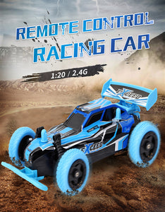 high speed four-wheel drive remote control racing car toys
