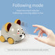cartoon animal gesture sensor tracking car toys