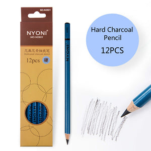 painting materials dedicated charcoal sketch pencil