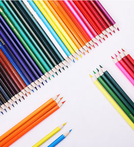 hand drawn 12 colors / 24 colors / 36 colors colored pencil