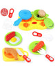 children's kitchen cooking pretend play toys set