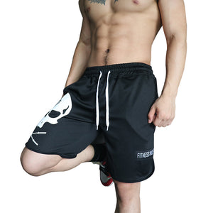 summer thin quick dry straight tube shorts