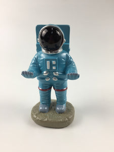 creative astronaut spectacle frame desktop decoration