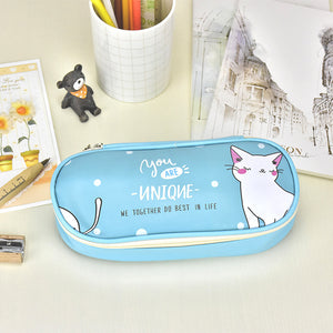 cartoon animal stationery pencil case