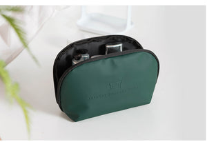 fashion hand shell cosmetic bag