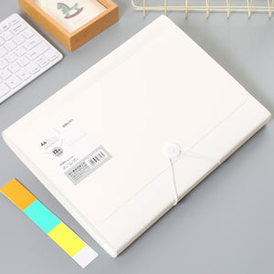 business A4 multilayer classify organ file folder