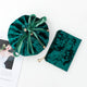 high capacity lazy drawstring velvet cosmetic bag set