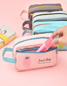 pvc box type multi-functional pencil case