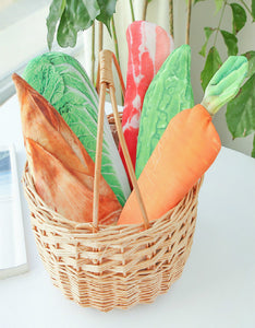 creative and interesting imitation vegetable pencil case