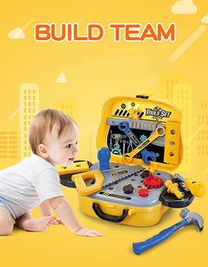 children's simulation tools pretend play toys set